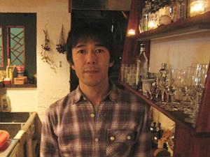 代表の冨澤拓也さん。音楽プロデューサー、イベントプランナーなど、多彩な経歴の持ち主