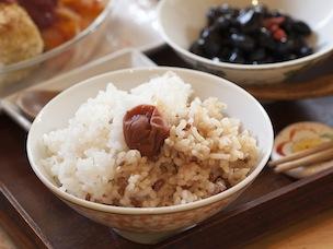 噛み締めるほど味わいが広がる雑穀米