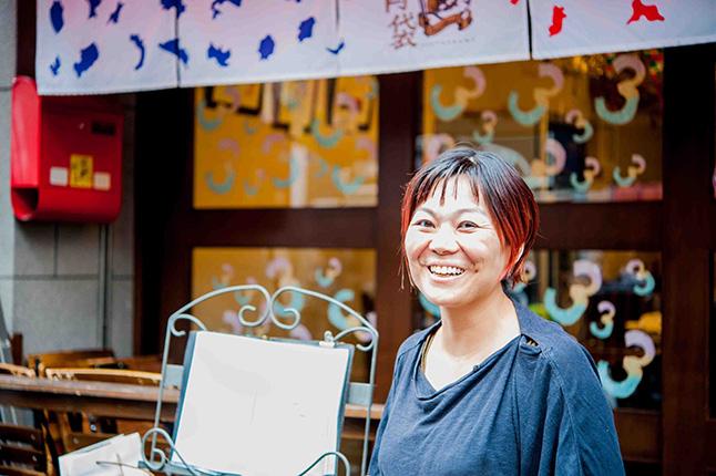Restaurant愛と胃袋オーナー石田恵海さん