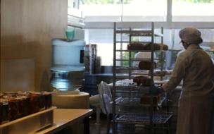 最高級パンの店「recette」。ネット通販専門ですが、一部商品は「ゆっくりとカフェ」でも楽しめます