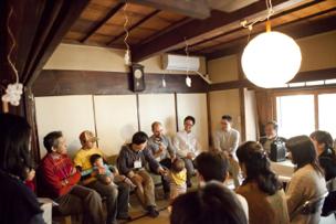 父親だって子育てしたい!汐見稔幸先生を招いてのお父さん講座ではお父さんの本音も