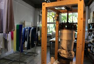 和田メリヤスの「WORK-ER」。タオルや洋服など、個性的で肌触りのよいアイテムが見つかります