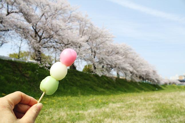 花も団子も楽しもう!世田谷区内のさくらまつり