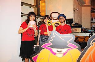 左から横田美智子さん、ほしばかなえさん、安彦智直さん